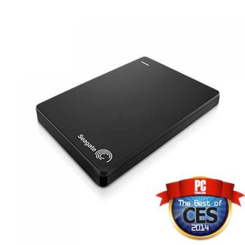 "Seagate Backup Plus Slim, 1TB, 2.5"", USB3.0, Black (снимка 1)"