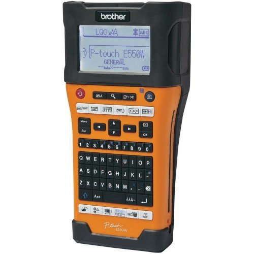 Brother PT-E550WVP Handheld Industrial Labelling system (снимка 1)
