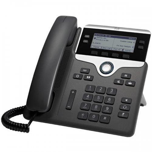 Cisco CP-7841-K9 UC VoIP Phone 7841 (снимка 1)