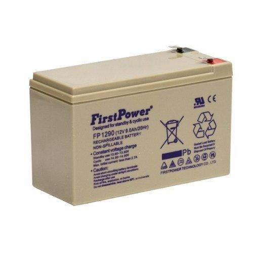 Батерия за UPS FirstPower 12V 9Ah (снимка 1)