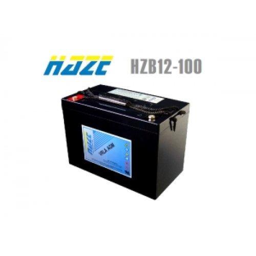 Батерия Тягова 12V/100Ah Haze, HZB Series (снимка 1)