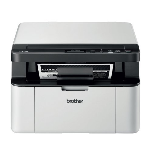 Brother DCP-1610WE - DCP1610WEYJ1, Laser Multifunctional, Print, Copy, Scan, 32 MB, USB 2.0, Wi-Fi, 10 000 стр./месец (снимка 1)