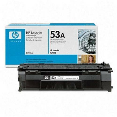 HP 53A, Q7553A, Тонер касета за LaserJet, Цвят: Black (снимка 1)