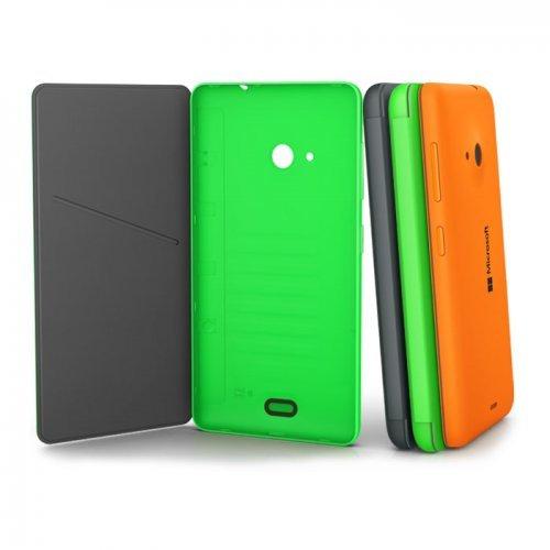 Microsoft CC-3092, Flip Shell for Lumia 535, Orange (снимка 1)