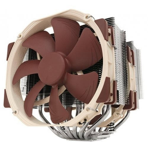 Noctua NH-D15, CPU Cooler for LGA1150/2011/AMD (снимка 1)