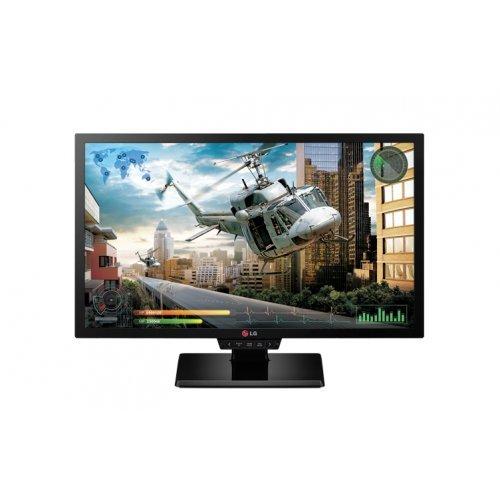 Монитор LG 24GM77-B, 1920x1080, 350 cd/m2, 5000000:1, 5ms, 170 /160 (CR>10), D-Sub, DVI-D, 2 x HDMI, DisplayPort DP, USB 3.0 (снимка 1)