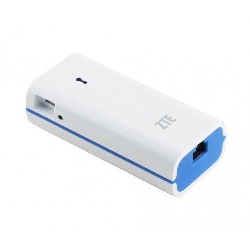 ZTE ZT-PW50, 3G Wi-Fi N Mobile Router, 4400mAh Battery (снимка 1)